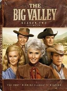 Big Valley Big Valley Season Two Volume Nr 3 DVD