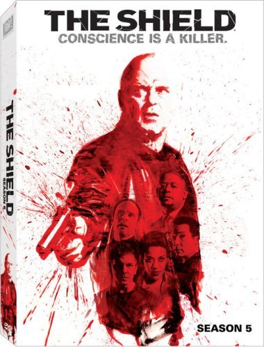 Shield Season 5 DVD