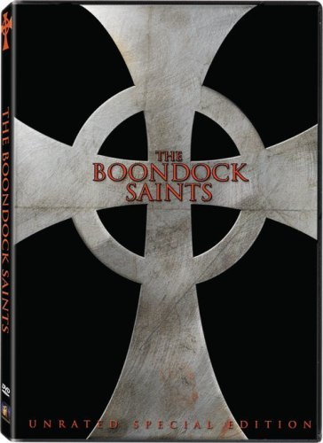 Boondock Saints Dafoe Flanery Reedus Rocco DVD Special Edition Nr Unrated
