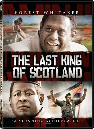 Last King Of Scotland Whitaker Forest Whitaker Forest