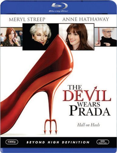 Devil Wears Prada Devil Wears Prada Blu Ray Ws Pg13
