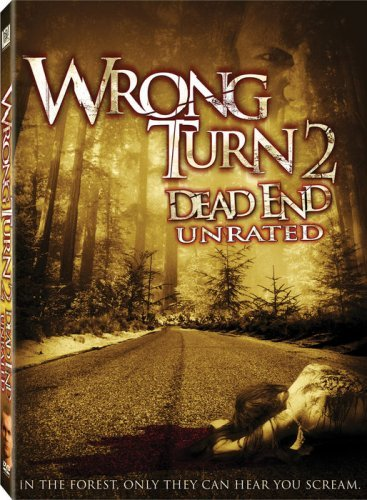 Wrong Turn 2 Dead End Wrong Turn 2 Dead End Ws Nr Unrated