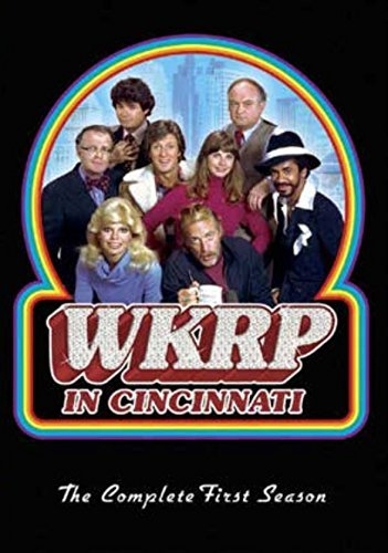 Wkrp In Cincinnati Season 1 DVD