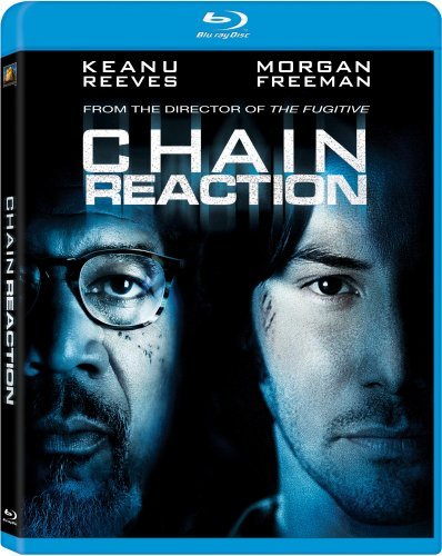 Chain Reaction Chain Reaction Blu Ray Ws Pg13