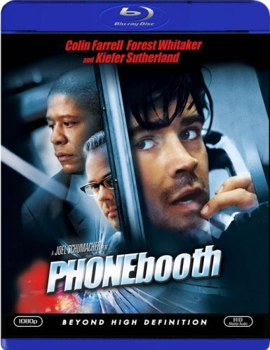 Phone Booth Phone Booth Blu Ray Ws Pg13