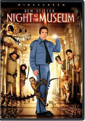 Night At The Museum Stiller Ben DVD Pg Ws