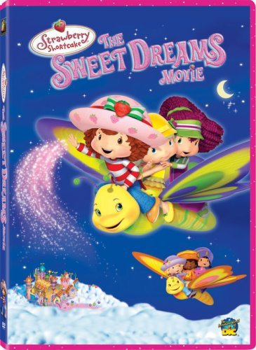 Strawberry Shortcake Sweet Dreams Movie Clr G