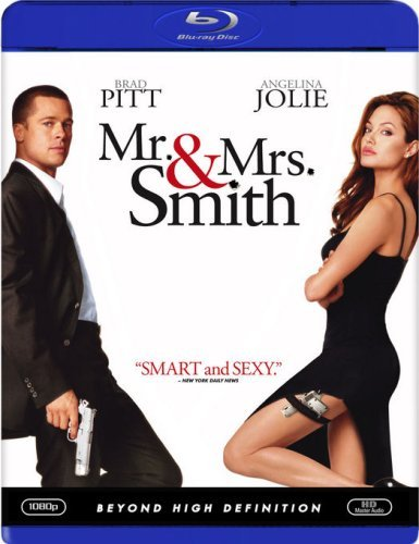 Mr & Mrs Smith (2005) Mr & Mrs Smith (2005) Blu Ray Ws Nr Unrated