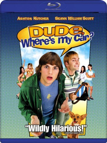 Dude Wheres My Car Dude Wheres My Car Blu Ray Ws R