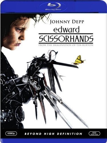 Edward Scissorhands Edward Scissorhands Blu Ray Ws Pg13