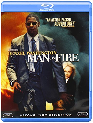 Man On Fire Man On Fire Blu Ray Ws R