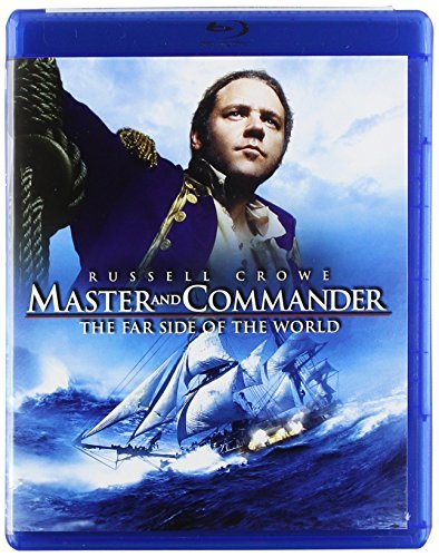 Master & Commander Far Side Of Master & Commander Far Side Of Blu Ray Ws Pg13