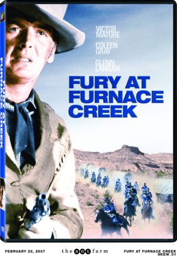 Fury At Furnace Creek (1948) Fury At Furnace Creek (1948) Ws Fs Nr