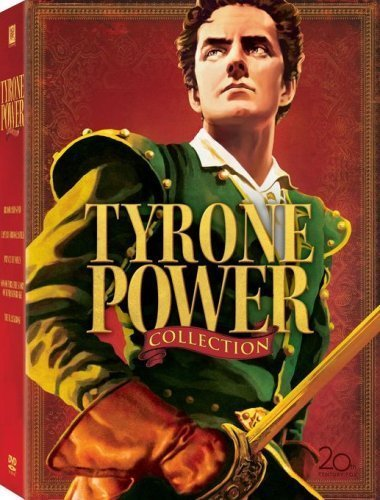 Swashbuckler Boxset Power Tyrone Nr 5 DVD