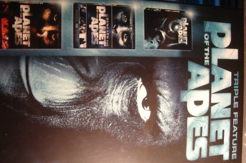 Planet Of The Apes Triple Feature