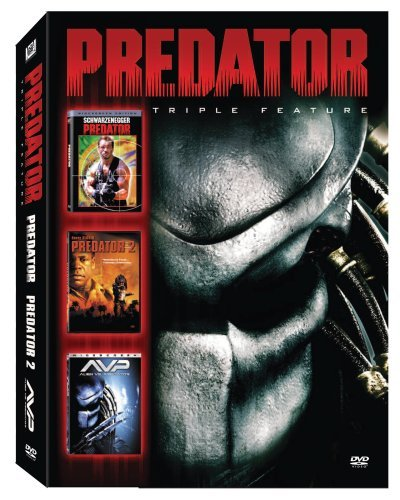 Predator Triple Feature Predator Triple Feature Ws Nr 3 DVD