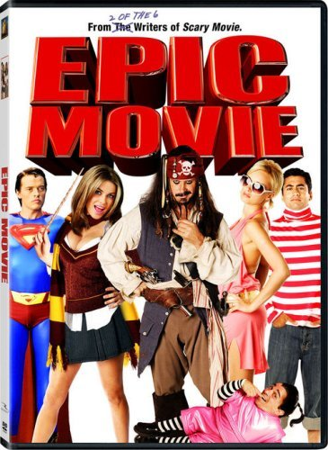 Epic Movie Epic Movie Ws Pg13