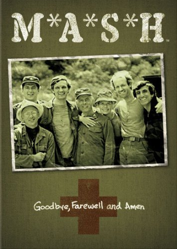 Mash Goodbye Farewell & Amen Nr 3 DVD