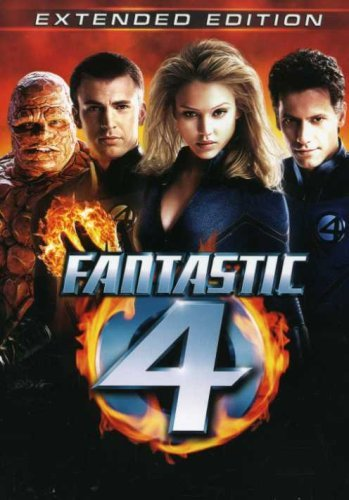 Fantastic Four Fantastic Four Ws Extended Ed. Nr 2 DVD