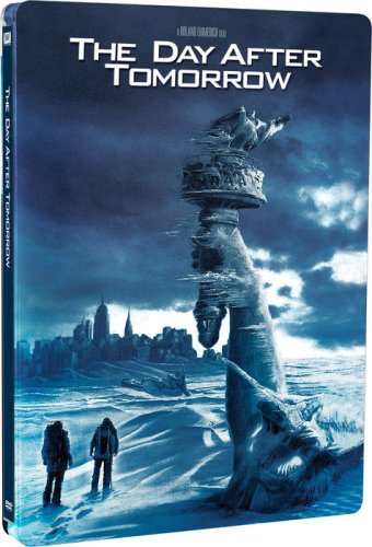 Day After Tommorrow Day After Tommorrow Ws Coll Ed. Steelbook Pg13 2 DVD