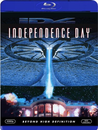 Independence Day Smith Pullman Blu Ray Pg13