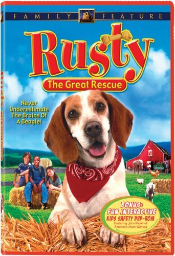 Rusty Great Rescue Rusty Great Rescue On Pack Kids Safety G