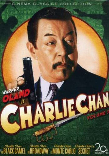 Vol. 3 Charlie Chan Collection Charlie Chan Ws Nr 4 DVD