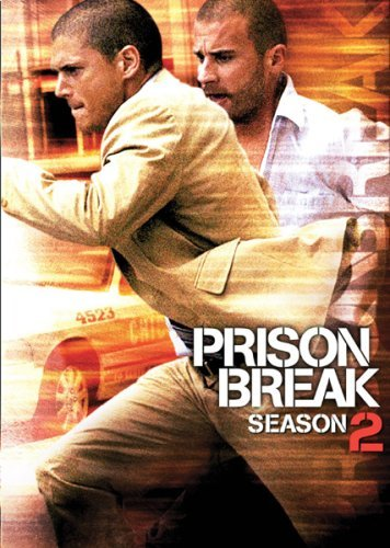 Prison Break Season 2 DVD
