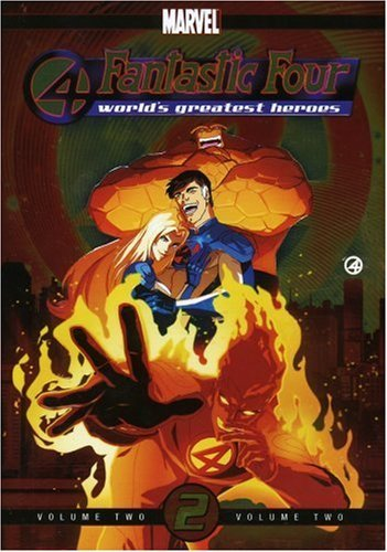 Fantastic Four Vol. 2 Worlds Greatest Heroes Nr