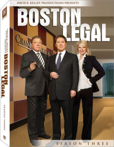 Boston Legal Season 3 DVD Nr 7 DVD