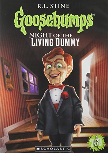 Goosebumps Night Of The Living Dummy DVD Nr