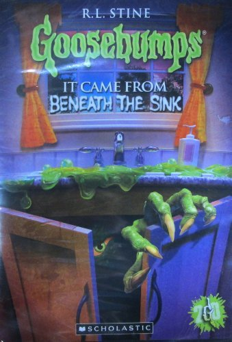 It Came From Beneath The Sink Goosebumps Nr