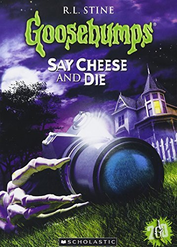 Goosebumps Say Cheese & Die DVD