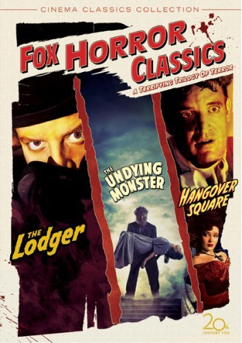 Fox Horror Classics Collection Fox Horror Classics Collection Nr 3 DVD