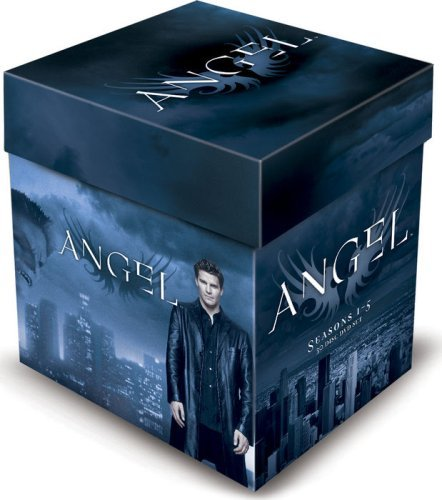 Angel Seasons 1 5 Collectors Set Nr 30 DVD