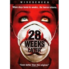 28 Weeks Later [widescreen] Carlyle Mccormack Byrne