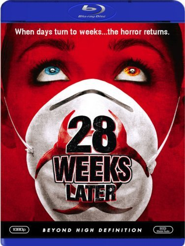 28 Weeks Later 28 Weeks Later Blu Ray Ws R