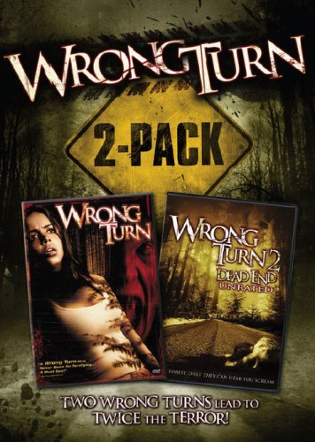 Wrong Turn 2 Dead End Wrong Tu Wrong Turn 2 Dead End Wrong Tu Ws Nr 2 DVD