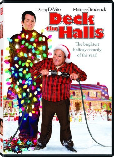 Deck The Halls Devito Broderick DVD Pg Ws