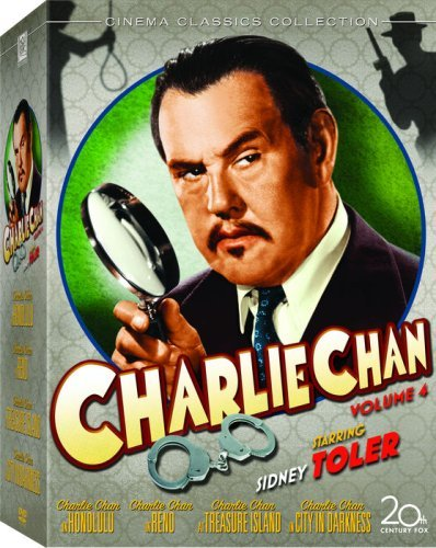Chan Charlie Vol. 4 Charlie Chan Collection Nr 4 DVD