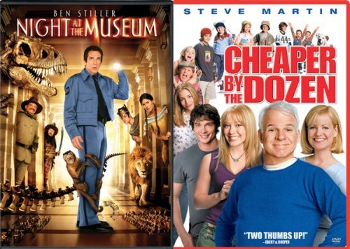 Night At The Museum Cheaper By Night At The Museum Cheaper By Back To Back Nr 2 DVD