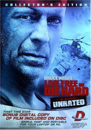 Live Free Or Die Hard Live Free Or Die Hard Ws Ur 2 DVD