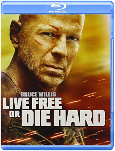 Live Free Or Die Hard Live Free Or Die Hard Blu Ray Ws Pg13