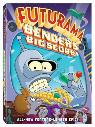 Futurama The Movie Futurama The Movie Benders Big Ws Benders Big Score
