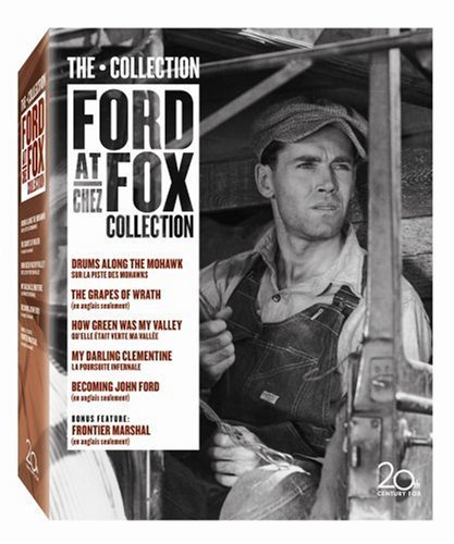 Essential John Ford Collection Ford John Nr 6 DVD