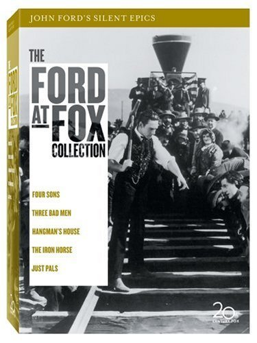 Ford At Fox Silent Epics Ford John Nr 5 DVD