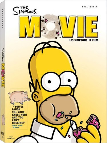 Simpsons The Movie Simpsons The Movie DVD Pg13