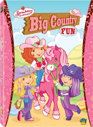 Big Country Fun Strawberry Shortcake Nr