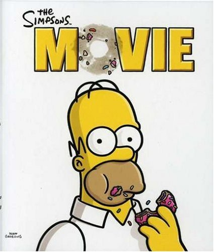 Simpsons The Movie Simpsons The Movie Blu Ray Pg13 Ws