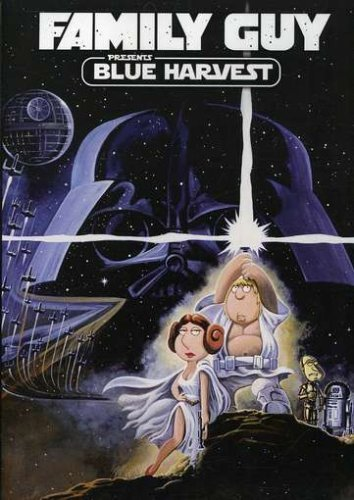 Blue Harvest Family Guy DVD Nr